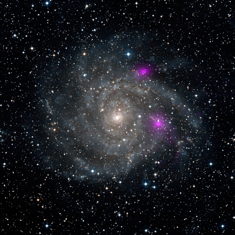 una galassia per te IC342_NuSTAR_DSS