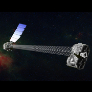 Artist Concept: NuSTAR in space